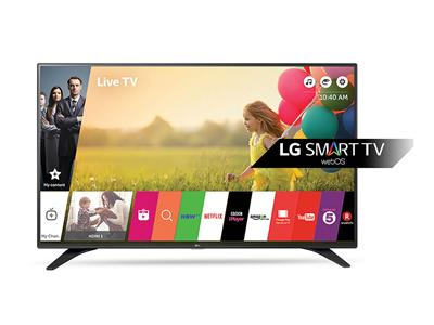 "LG Electronics 32"" 32LH604V Full HD Smart LED TV with webOS"