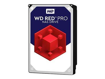 "WD 4TB Red Pro 3.5"" SATA 6Gb/s 7200rpm 128MB NAS Hard Drive"