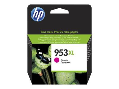 HP 953XL High Yield Magenta Original Ink cartridge for Officeje