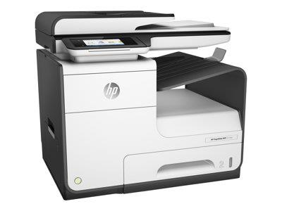 HP PageWide 377dw Colour Ink-Jet 45ppm Multifunction Printer