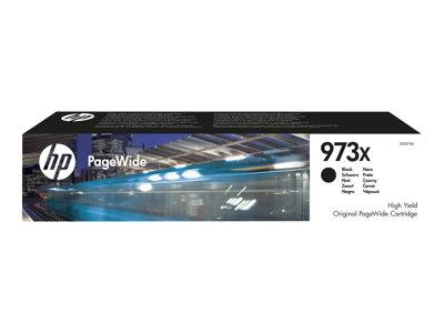HP 973X High Yield Black Original PA