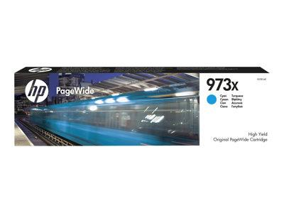HP 973X High Yield Cyan Original PAG
