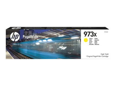 HP 973X High Yield Yellow Original P