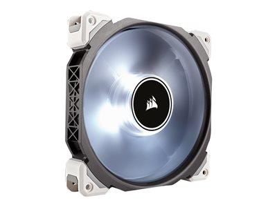 Corsair ML140 LED ML Series 140mm Magnetic RPM Fan White