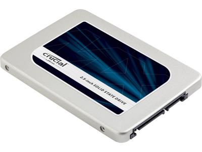 "Crucial 1TB MX300 2.5"" 7mm SATA 6Gb/s SSD"