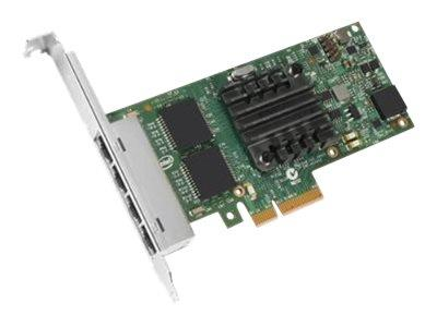 Dell Intel I350 QP Network Adapter PCIe Low Profile Gigabit