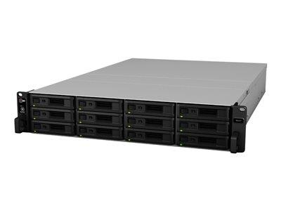 Synology RX1217 12 Bay 2U Rackmout NAS Expansion Enclosure