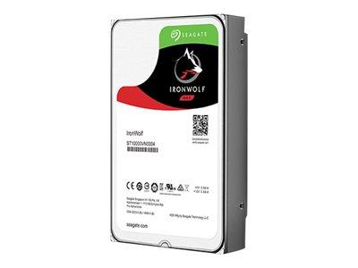 "Seagate 4TB IronWolf 3.5"" SATA 6Gb/s 5900RPM 64MB Hard Drive"