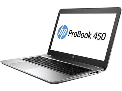 "HP ProBook 450 G4 Intel Core i3-7100U 4GB 500GB 15.6"" Win 10 Pro"