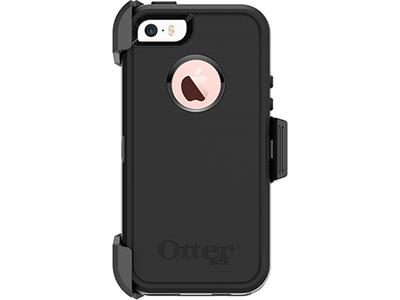 OtterBox Defender Series for Apple iPhone 5s/SE - Black/Black