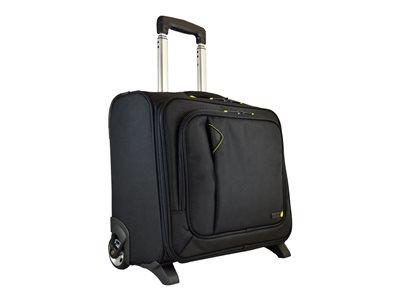 "Techair TAN3901V5 - Notebook carrying case - 15.6"" - black"