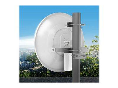 TP LINK WBS210 2.4GHz 300Mbps Outdoor Wireless Base Station POE