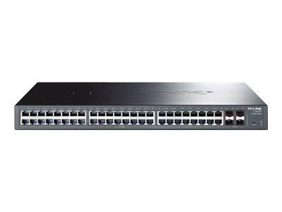 TP LINK JetStream 48-Port Gigabit Smart PoE Switch
