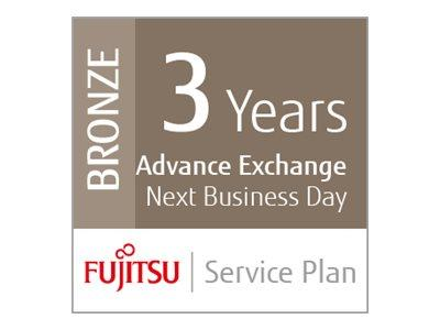Fujitsu Assurance Program Bronze Extended Service Agreement 3 Years for SP-1120