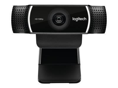 Logitech C922 Webcam with Mic and Tripod