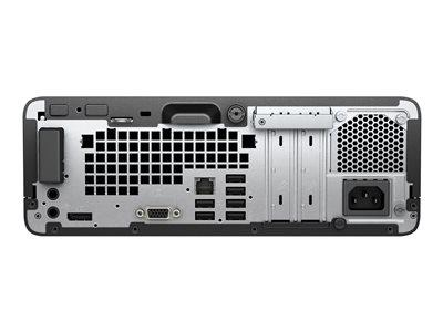 HP ProDesk 400 SFF Intel Core  i3-7100 500GB 4GB Windows 10 Pro