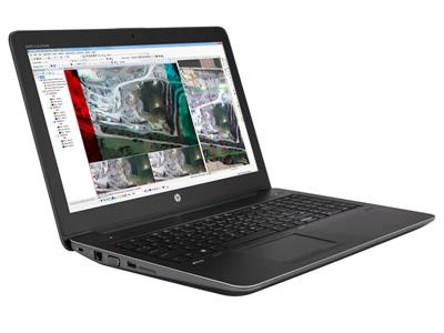 "HP ZBook 15 Intel Core i7-6820HQ 15.6 8GB 256GB 15.6"" Windows 7 Pro"