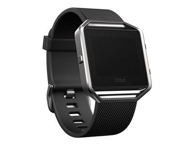 Fitbit Blaze, Black / Stainless Steel - Large