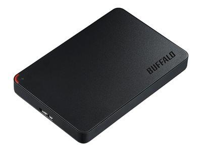 "Buffalo MiniStation 2TB 2.5"" USB 3.0 Portable Hard Drive - black"