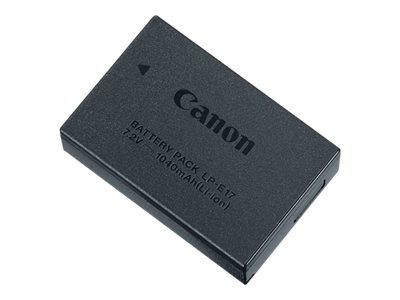 Canon Canon LP-E17 Battery Pack for EOS 750D 760D M5 M6 800D 77D