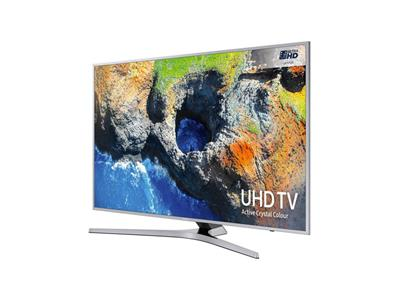 "Samsung MU6400 49"" 4K UltraHD HDR Active Crystal Colour Smart LED TV"