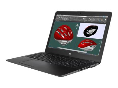 HP ZBook 15u Intel Core i76500U 16GB 512GB