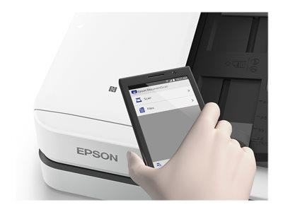 Epson WorkForce DS-1660W Duplex Document Scanner