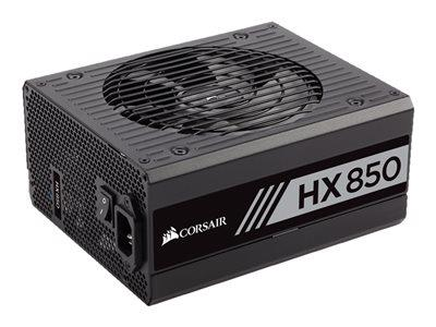 Corsair 850W HX Series HX850 80 Plus Platinum Fully Modular PSU
