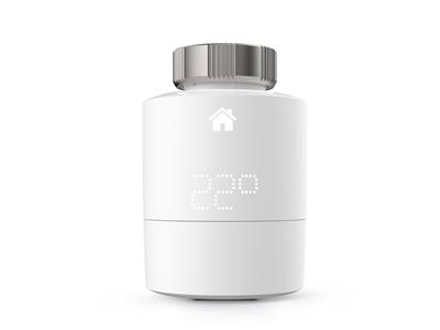 tado Additional Smart Radiator Thermostat - Horizontal