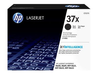 HP 37X - High Yield Black Laserjet Toner Cartridge