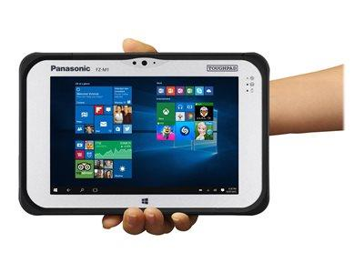 "Panasonic Toughpad FZ-M1 Intel Core m5-6Y57 4GB 128GB SSD 7"" Windows 10 Pro"