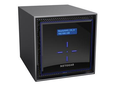 NETGEAR ReadyNAS 424 (4X2TB DS)