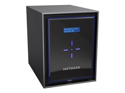 NETGEAR ReadyNAS 426 (Diskless)