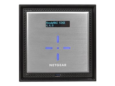 NETGEAR ReadyNAS 524X 4Bay (Diskless)
