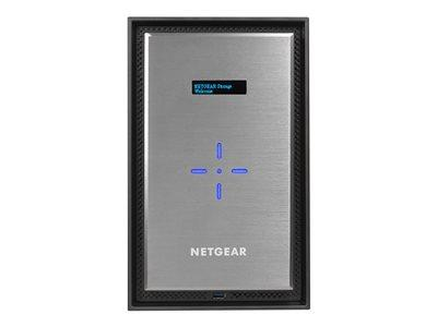 NETGEAR ReadyNAS 528X 8Bay (Diskless)