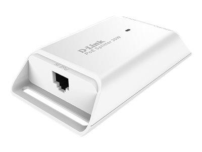 D-Link 1-Port Gigabit 30W PoE Splitter
