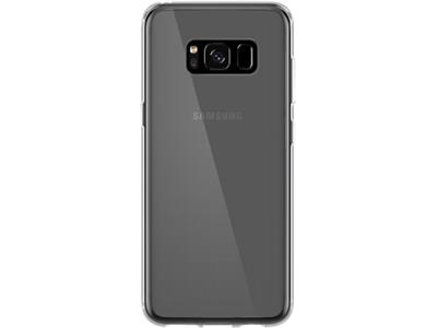 OtterBox Clearly Protected Skin with Alpha Glass for Samsung Galaxy S8 Plus