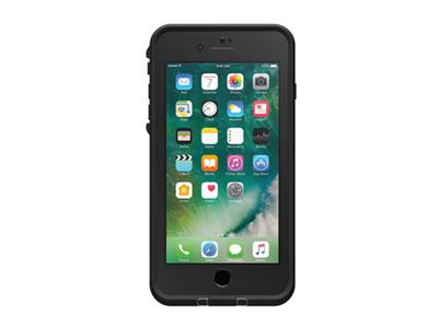 OtterBox LifeProof Fre for Apple iPhone 7 Plus - Asphalt Black