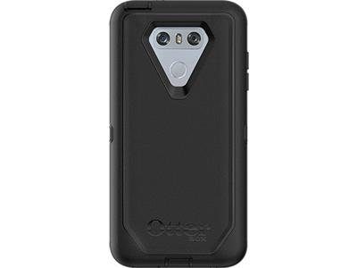OtterBox Defender for LG G6 - Black