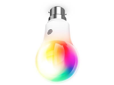 Hive Active Light - Bayonet (B22) 9.5W Colour Changing