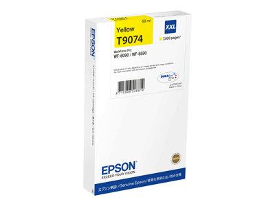 Epson Cartridge Workforce PRO WF-6XX