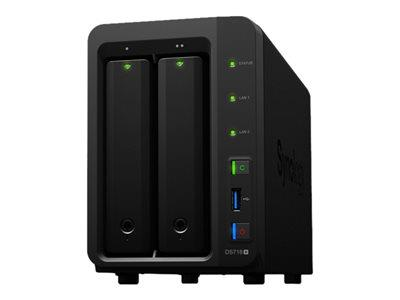 Synology DS718+2 Bay Diskless NAS