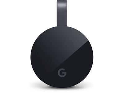 Google Chromecast Ultra - 4K Ultra HD