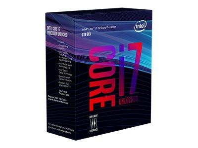 Intel Core i7-8700K 8th Gen S1151 3.70GHz 12MB Cache Coffee Lake