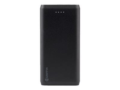 Griffin Reserve 18,200 mAh Power Bank - Black