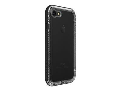 OtterBox LifeProof NEXT case for iPhone 7/8 - Black Crystal
