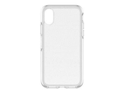 OtterBox Symmetry Clear case for iPhone X - Stardust