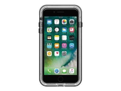 OtterBox LifeProof NEXT case for iPhone 7/8 Plus - Black Crystal