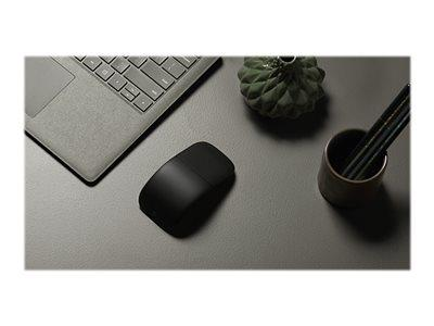 Microsoft Surface Arc Touch Bluetooth Mouse - Black