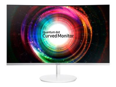 "Samsung C32H711QEU 32"" 2560x1440 4ms HDMI Mini DP Curved LED Monitor"